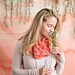 Orange Blossom Cowl pattern