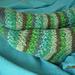 Lucy en diciembre pattern