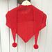 Julsjalen, Christmas Shawl pattern