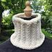 Fascina Cowl pattern