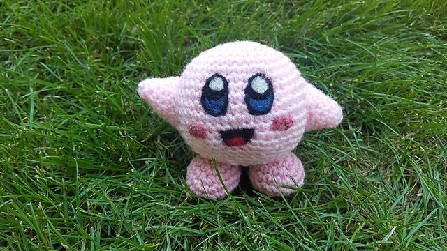 Amigurumi Kirby.pdf | Crochet | Amigurumi | 360x640