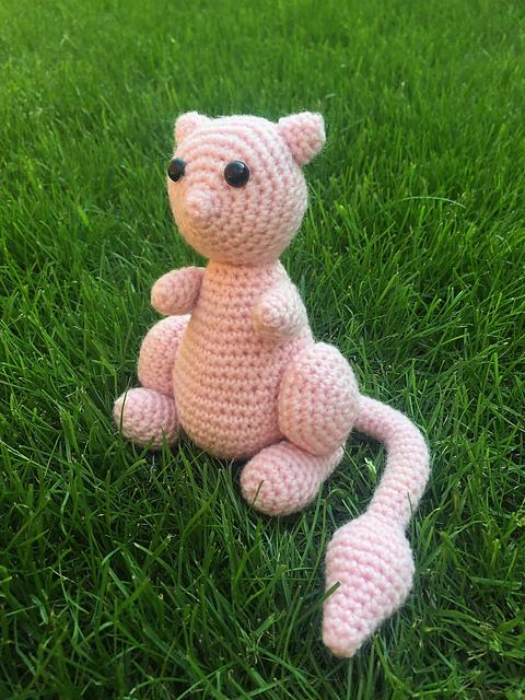 30 Free Crochet Pokémon Patterns | Guide Patterns | 640x480