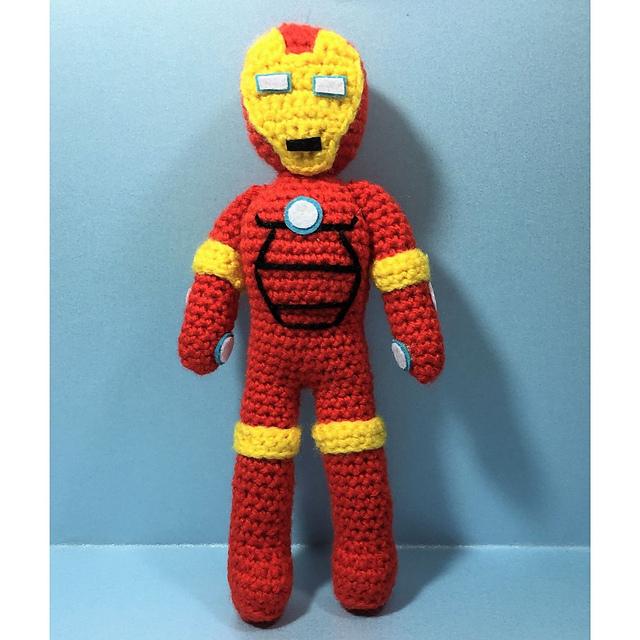 Iron Man doll