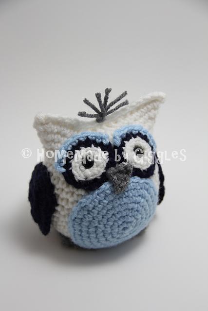 Crochet Tutorial Amigurumi Owl - Album on Imgur | 640x427