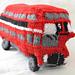 London Routemaster Bus pattern