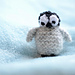 Christmas Baby Penguin pattern