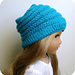 Sophie - American Girl 18 Inch Doll Slouchy Hat pattern