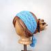 Alessi Headband pattern