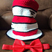 Cat in the Hat TopHat pattern