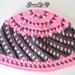 Vortex - Hat pattern