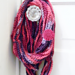 Glamour Infinity Necklace Scarf pattern