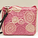 Pink Crocheted Swirl Tote pattern