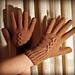KEPREN  Guanti Gloves pattern
