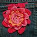 Flower Pocket Flap pattern