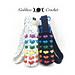 Rainbow Hearts Bottle Holder pattern