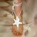 Sea Star Barefoot Sandals pattern