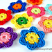 Easy Summer Flowers pattern