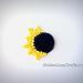 Partial Solar Eclipse Applique pattern