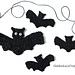 Bat Applique pattern