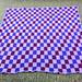 Checkered Blanket pattern