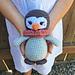 Mini Amigurumi Penguin pattern