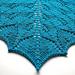 Shetland Triangle Lace Shawl pattern