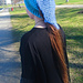 Spring Breeze Kerchief pattern