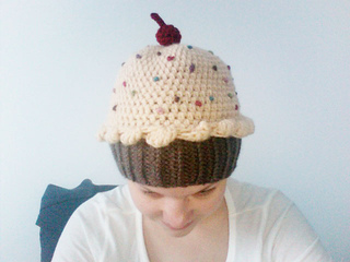 Ravelry Cupcake Hat Pattern By Teresa Richardson