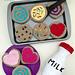Cookies and Milk Set pattern