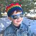 Rainbow Crown pattern