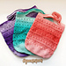 Sweet Stripes Market Tote Bag pattern
