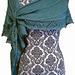 Saratoga Shawl pattern