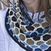 El Panal Cowl pattern
