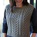 Stillwater Vest pattern