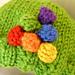 Rainbow Bobble Beanie pattern