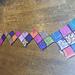 G's sock blanket pattern