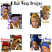 Head Wrap Collection pattern