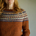 Porty Pullover (Women's) pattern