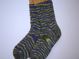 Monsoon Yarn - Dragonfly Socks