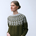 Pine sweater pattern
