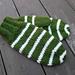 Helt enkle damevotter, simple mittens pattern