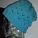 Blue lace hat pattern