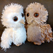 Owl Babies pattern