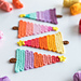 Ice Pop Christmas Trees pattern