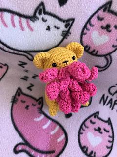 CROCHET PATTERN Heroine Captain Doll // Superhero Crochet Pattern ... | 320x240