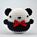 Eggy Panda pattern