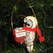 Christmas Owl pattern