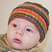 Soothing Baby Hat pattern