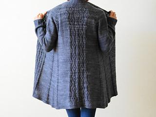Menuet pattern by Ririko