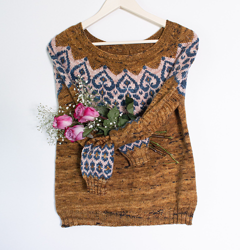 kristine favorited Heartwarming Sweater by Handmade Closet